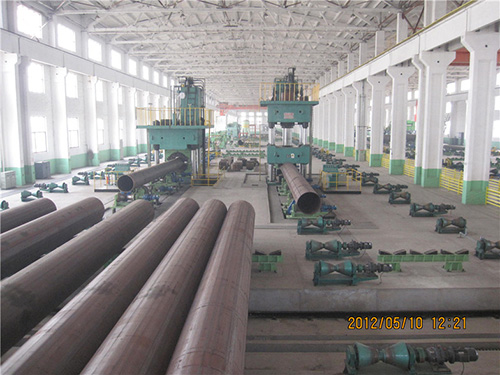LSAW STEEL PIPES for STRUCTURE