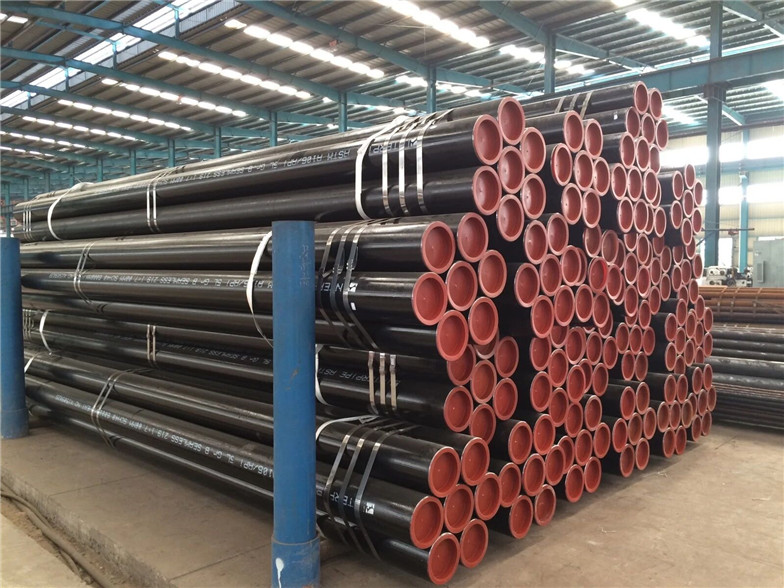 SMLS STEEL PIPES FOR TRANSPORTATION