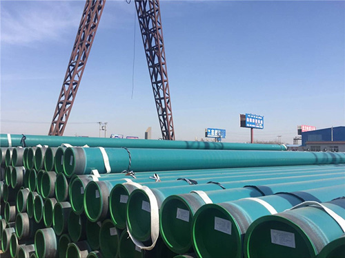 LSAW STEEL PIPES for PILING