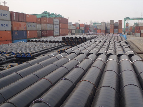 LSAW STEEL PIPES for transportation